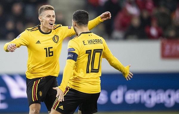 5 điểm nhấn đáng chú ý trận Thụy Sĩ 5-2 Bỉ