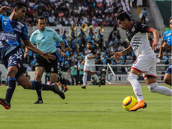 Nhận định Lobos BUAP vs Zacatecas