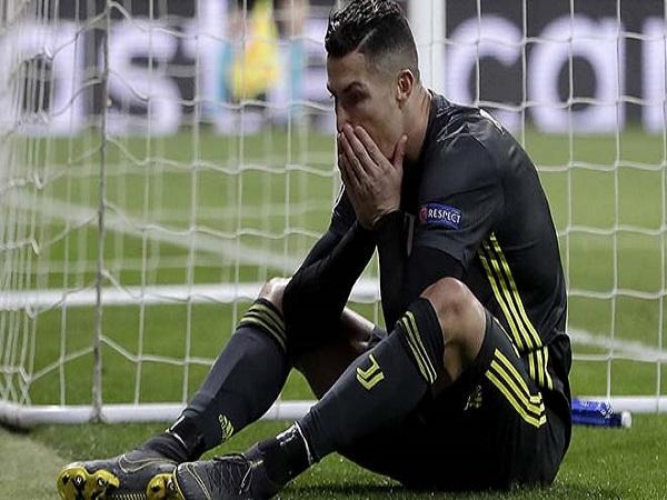 Juventus - Ronaldo mơ ngược dòng