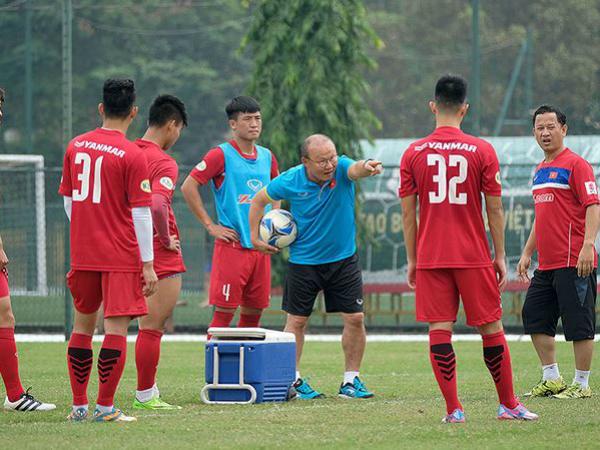 HLV Park Hang-Seo tiếp tục loại 5 cầu thủ khỏi danh sách U23 Việt Nam