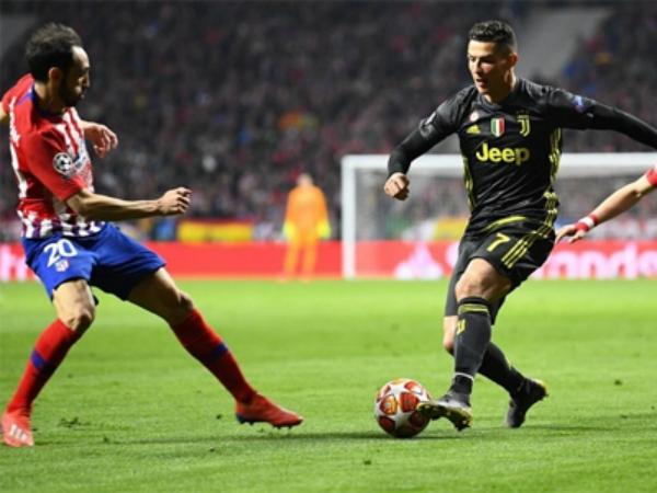 Ronaldo chia sẻ Juventus đã sẵn sàng để lội ngược dòng trước Atletico