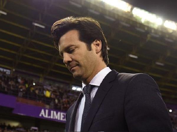 Vừa sa thải đón Zidane, Perez nói gì về Solari?