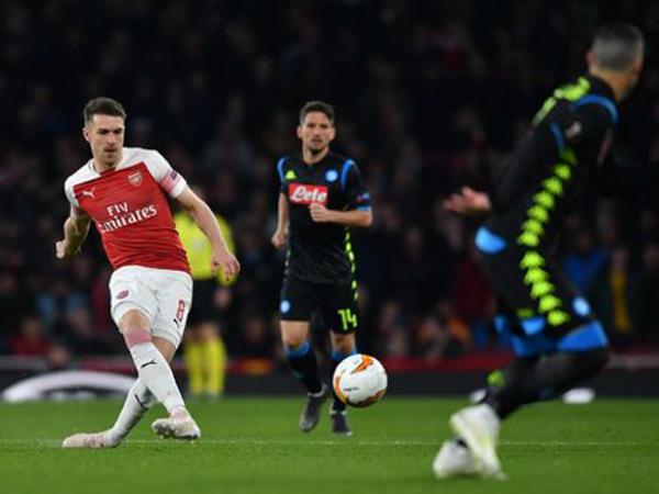 Ancelotti tự tin sẽ lội ngược dòng trước Arsenal trong trận lượt về