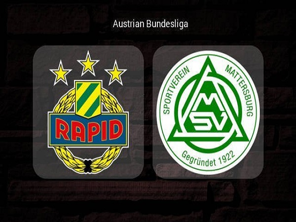 Dự đoán Rapid Wien vs Mattersburg, 0h00 ngày 29/05
