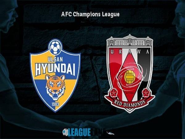Nhận định Ulsan Hyundai vs Urawa Reds, 18h00 ngày 26/06