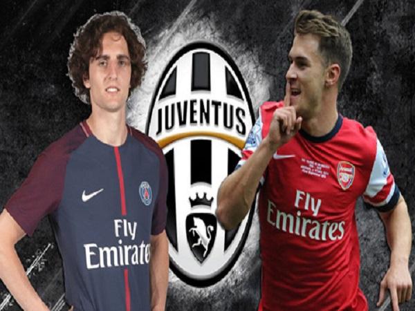 Juventus chiêu mộ cầu thủ miễn phí