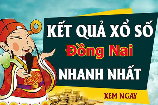 Soi cầu XS Đồng Nai chính xác thứ 4 ngày 21/08/2019