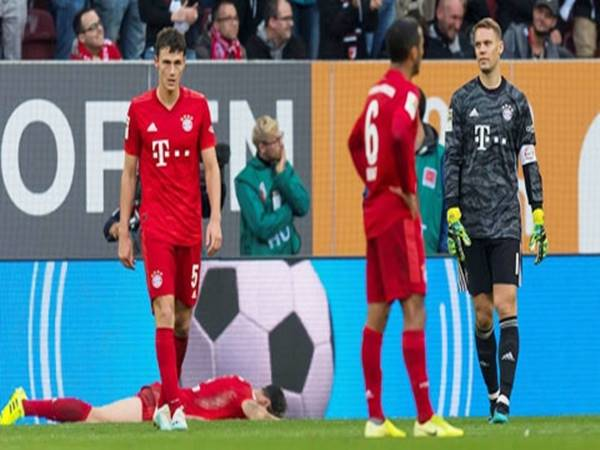 Bayern Munich đang thi đấu tệ nhất 9 năm qua