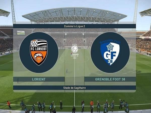 Soi kèo Lorient vs Grenoble 2h00, 30/11 (Hạng 2 Pháp)