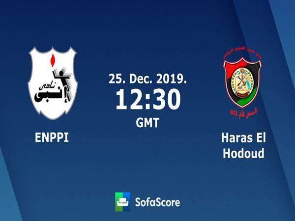 ENPPI Cairo vs Haras El Hodoud
