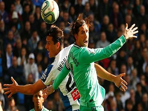 Hàng thủ của Real Madrid bứt phá thành công