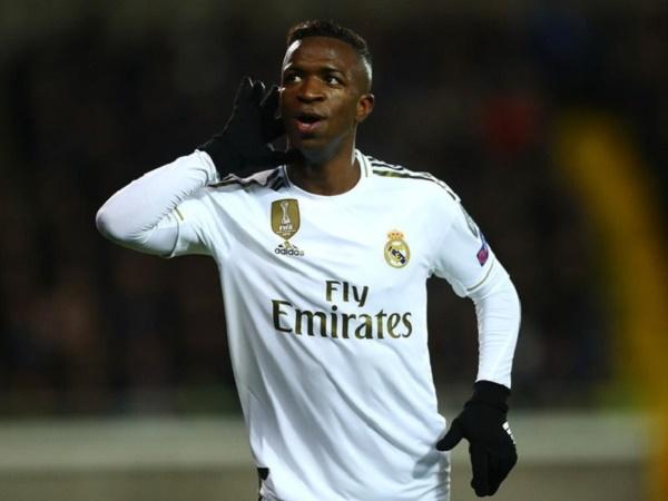 Bóng đá Anh tối 31/3: Klopp muốn có Vinicius của Real Madrid