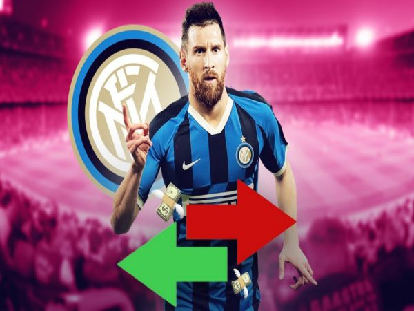 Nhà tài trợ hứa giúp Inter Milan mua Messi