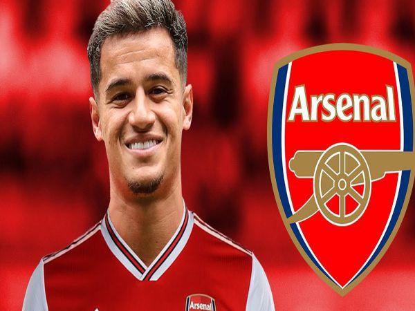 Arsenal đạt thỏa thuận chiêu mộ Coutinho