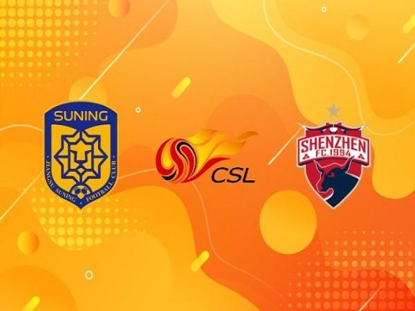 Soi kèo Jiangsu Suning vs Shenzhen 19h00, 24/08 - VĐQG Trung Quốc