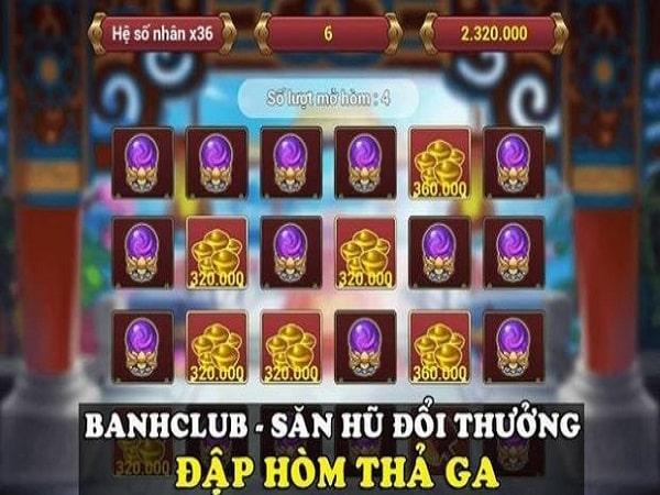 Nổ Hũ Banh Club – Vương quốc game nổ hũ dành cho điện thoại