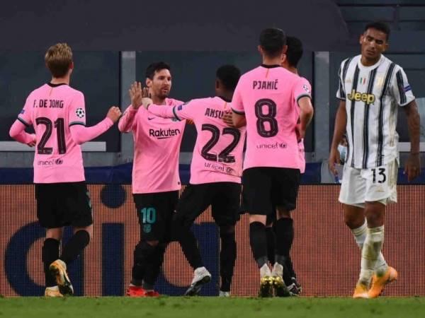 Tin thể thao tối 29/10: Barcelona thắng dễ trước Juventus