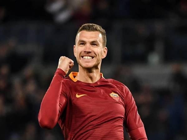 Tiểu sử Edin Dzeko - Tiền đạo của đội bóng AS Roma