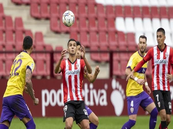 Nhận định bóng đá Almeria vs Logrones (2h00 ngày 25/5)