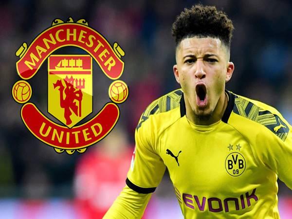 Chuyển nhượng BĐ 24/6: Man Utd nâng giá để sở hữu Jadon Sancho