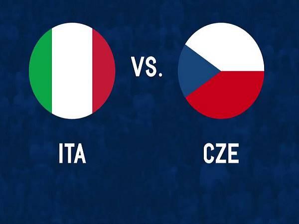 Nhận định Italia vs CH Séc – 01h45 05/06, Giao hữu quốc tế