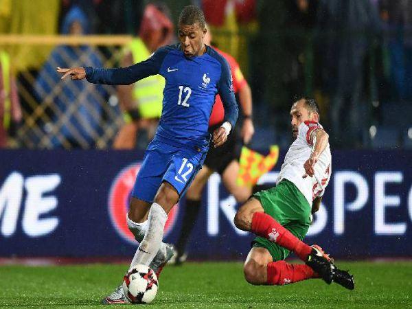 Nhận định kèo Pháp vs Bulgaria, 2h10 ngày 9/6 - Giao Hữu