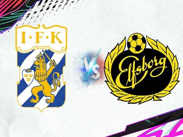 Soi kèo Goteborg vs Elfsborg – 00h00 06/07/2021, VĐQG Thụy Điển