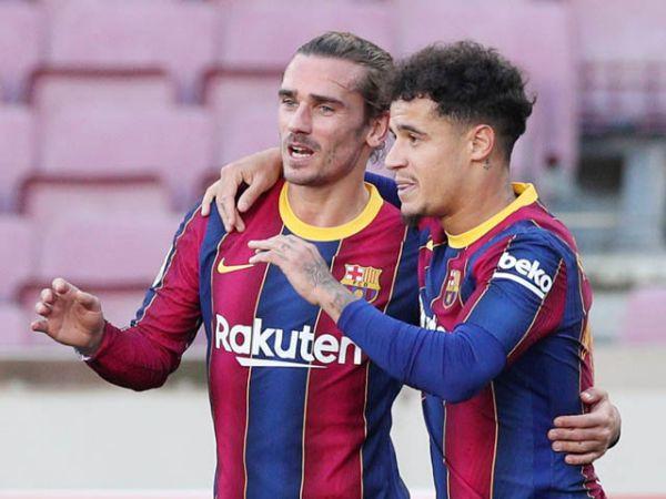 Chuyển nhượng trưa 2/8: Koeman muốn giữ Griezmann và Coutinho
